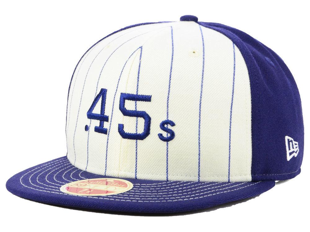Houston Colt 45s New Era MLB Vintage Front 59FIFTY Cap  c36bac40d03