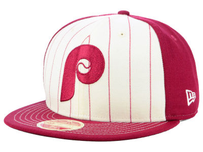 Philadelphia Phillies New Era MLB Vintage Front 59FIFTY Cap