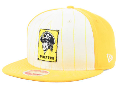 Pittsburgh Pirates New Era MLB Vintage Front 59FIFTY Cap