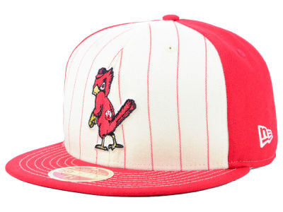 St. Louis Cardinals New Era MLB Vintage Front 59FIFTY Cap