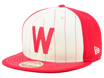 Washington Senators New Era MLB Vintage Front 59FIFTY Cap
