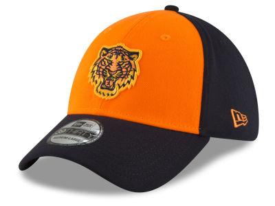 Detroit Tigers New Era 2018 MLB Players Weekend 39THIRTY Cap