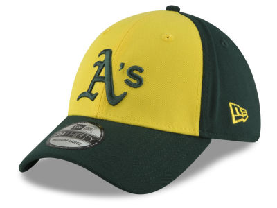 Oakland Athletics New Era 2018 MLB Players Weekend 39THIRTY Cap
