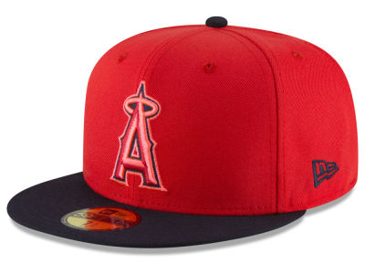 Los Angeles Angels New Era 2018 MLB Players Weekend 59FIFTY Cap