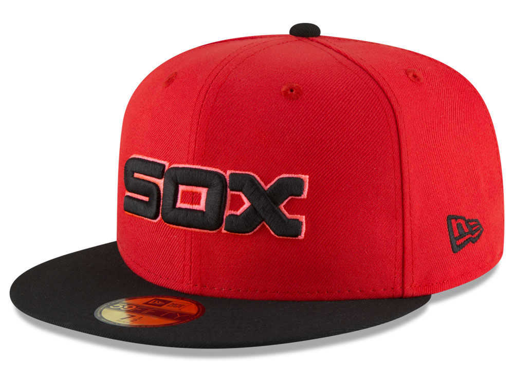 pretty nice 942fe 417d4 ... black hat size small c5f96 10644  50% off chicago white sox new era  2018 mlb players weekend 59fifty cap 950e9 03216