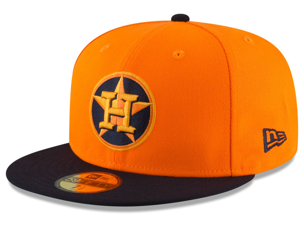 d78ad3df1 Houston Astros New Era 2018 MLB Players Weekend 59FIFTY Cap