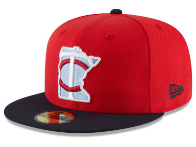 Minnesota Twins New Era 2018 MLB Players Weekend 59FIFTY Cap
