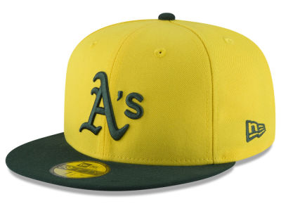 Oakland Athletics New Era 2018 MLB Players Weekend 59FIFTY Cap
