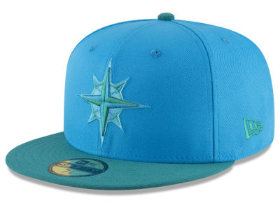 Seattle Mariners New Era 2018 MLB Players Weekend 59FIFTY Cap