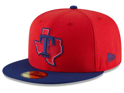 Texas Rangers New Era 2018 MLB Players Weekend 59FIFTY Cap