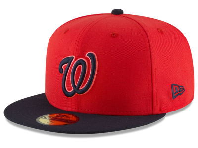 Washington Nationals New Era 2018 MLB Players Weekend 59FIFTY Cap
