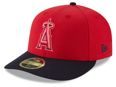 Los Angeles Angels New Era 2018 MLB Players Weekend Low Profile 59FIFTY Cap