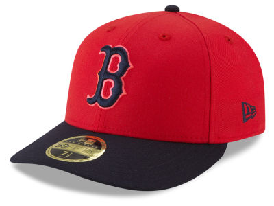 Boston Red Sox New Era 2018 MLB Players Weekend Low Profile 59FIFTY Cap