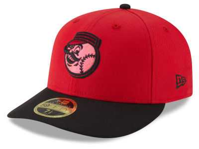 Cincinnati Reds New Era 2018 MLB Players Weekend Low Profile 59FIFTY Cap