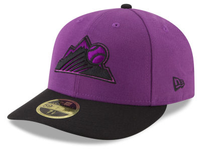 Colorado Rockies New Era 2018 MLB Players Weekend Low Profile 59FIFTY Cap