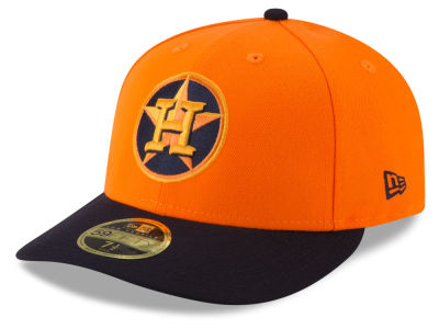 Houston Astros New Era 2018 MLB Players Weekend Low Profile 59FIFTY Cap