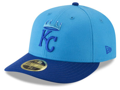 Kansas City Royals New Era 2018 MLB Players Weekend Low Profile 59FIFTY Cap
