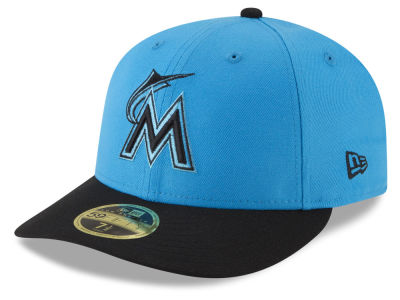 Miami Marlins New Era 2018 MLB Players Weekend Low Profile 59FIFTY Cap