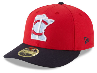 Minnesota Twins New Era 2018 MLB Players Weekend Low Profile 59FIFTY Cap