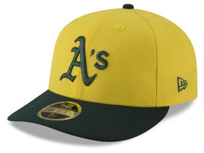 Oakland Athletics New Era 2018 MLB Players Weekend Low Profile 59FIFTY Cap