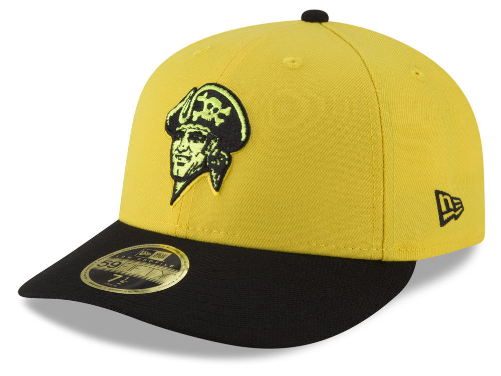 5a6af84e0 Pittsburgh Pirates New Era 2018 MLB Players Weekend Low Profile 59FIFTY Cap