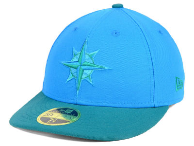 Seattle Mariners New Era 2018 MLB Players Weekend Low Profile 59FIFTY Cap c85b7c0567c5