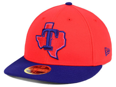 Texas Rangers New Era 2018 MLB Players Weekend Low Profile 59FIFTY Cap