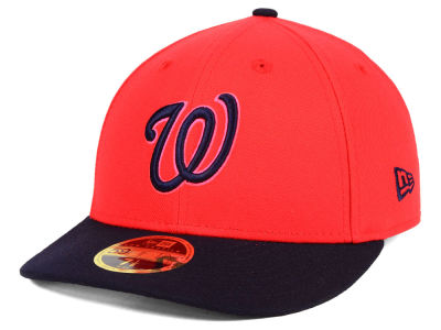 Washington Nationals New Era 2018 MLB Players Weekend Low Profile 59FIFTY Cap