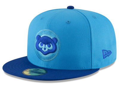 Chicago Cubs New Era 2018 MLB Kids Players Weekend 59FIFTY Cap