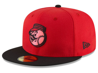 Cincinnati Reds New Era 2018 MLB Kids Players Weekend 59FIFTY Cap