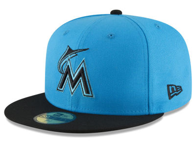 Miami Marlins New Era 2018 MLB Kids Players Weekend 59FIFTY Cap