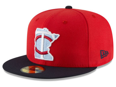 Minnesota Twins New Era 2018 MLB Kids Players Weekend 59FIFTY Cap