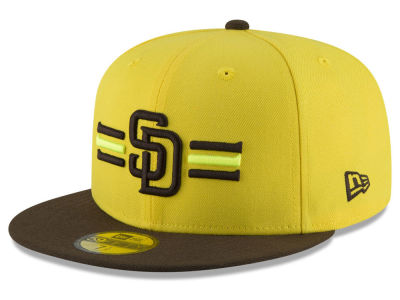 San Diego Padres New Era 2018 MLB Kids Players Weekend 59FIFTY Cap
