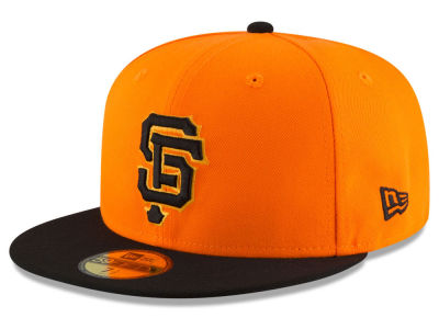 San Francisco Giants New Era 2018 MLB Kids Players Weekend 59FIFTY Cap