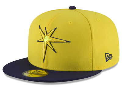 Tampa Bay Rays New Era 2018 MLB Kids Players Weekend 59FIFTY Cap