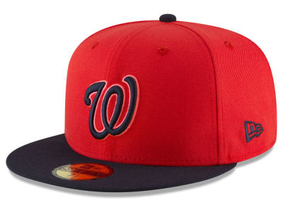 Washington Nationals New Era 2018 MLB Kids Players Weekend 59FIFTY Cap
