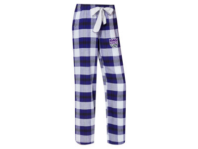 Los Angeles Kings Concept Sports NHL Women's Headway Flannel Pajama Pant