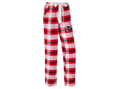 Atlanta Falcons Concept Sports NFL Women's Headway Flannel PJ Pant