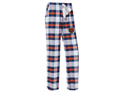 Chicago Bears Concept Sports NFL Women's Headway Flannel PJ Pant