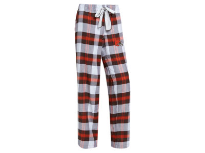 Cleveland Browns Concept Sports NFL Women's Headway Flannel PJ Pant