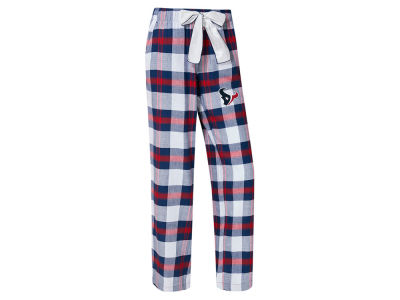 Houston Texans Concept Sports NFL Women's Headway Flannel PJ Pant