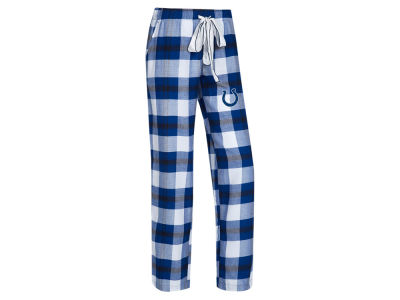 Indianapolis Colts Concept Sports NFL Women's Headway Flannel PJ Pant
