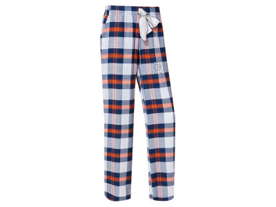 Detroit Tigers Concept Sports MLB Women's Headway Flannel Pajama Pant