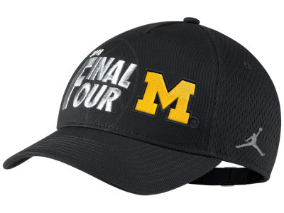 Michigan Wolverines Nike 2018 NCAA West Regional Basketball Champ Cap