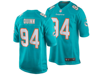 Miami Dolphins Robert Quinn Nike NFL Men's Game Jersey