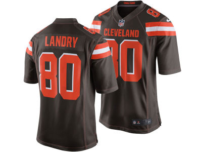 Cleveland Browns Jarvis Landry NFL Men's Game Jersey