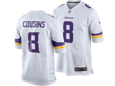 92183cd1e Minnesota Vikings Kirk Cousins Nike NFL Men s Game Jersey