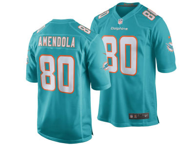 Miami Dolphins Danny Amendola Nike NFL Men's Game Jersey