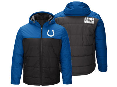 Indianapolis Colts G-III Sports NFL Men's Exploration Polyfill Parka Jacket