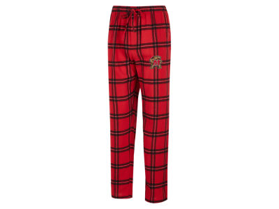 Maryland Terrapins Concept Sports NCAA Men's Homestretch Flannel Pajama Pant